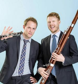 Mattias Larsson och Peter Liljenberg.