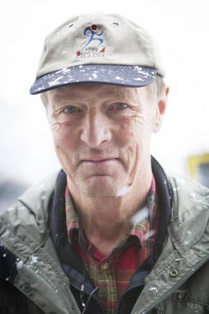Claes Söderhjälm, Östersund.– Jag vet knappt när farsdag är, och jag gör nog ingenting speciellt.