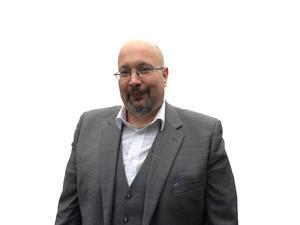 Patrik Oksanen, avgående politisk redaktör för Hudiksvalls tidning.