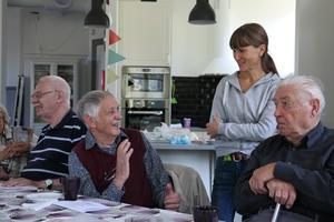 Hösten inleddes med Föreningen Väntjänstens nya dialektcafé i Paradiset vid Kumla kyrka. Sören Lagergren berättade för Annika Björkegren om en historia från trakten.