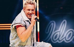 Gottfrid Krantz är en av Idols finalister 2019.