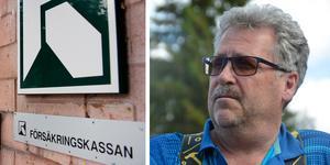 Agne Sundström upprörs av Försäkringskassans misstag.