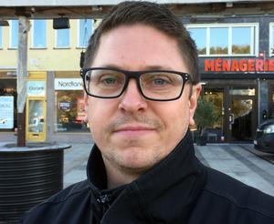 Anders Lilja, 43 år, områdeschef, Sundsvall