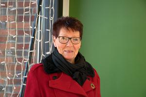 Annika Alfredsson, 66, pensionär, Granlo: