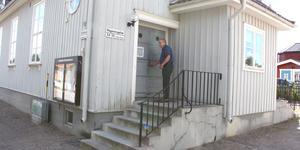 Strömsbro församlingshus kan komma att säljas.