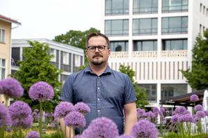 Lars Andersson har varit aktiv inom Liberalerna i två år och det var främst integrationsfrågor som lockade honom in i politiken.