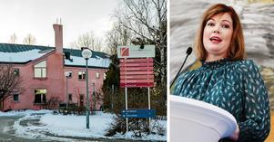 Vidar rehab (tidigare Vidarkliniken) ska lägga ned. Anna Starbrink (L) är hälso- och sjukvårdsregionråd.