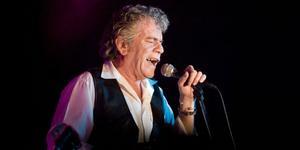 Dan McCaffert, sångare i Nazareth. Bilden är från 2014.