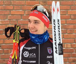 Oskar Ohlsson är uttagen till JEM i SlovenienFoto: Signe Ericsson