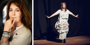 Långläsning med skådespelaren Maria Lundqvist, som väljer att ha nypremiär för sin föreställning