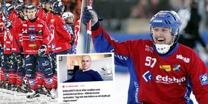 Joakim Hedqvist är en av profilerna som stämmer in i hyllningskören om Daniel Välitalo. Bild: Rikard Bäckman / TT