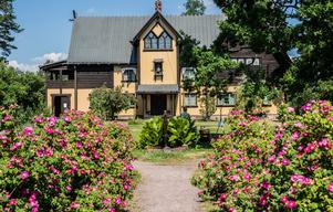 Zorngården, som var paret Emma och Anders Zorns hem i Mora.