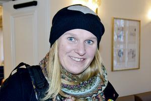 Katarina Nylén (S), 43 år, systemvetare, Själevad: