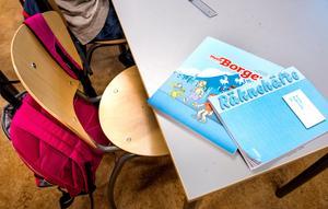 Moderaterna vill ha fler lektioner och obligatorisk läxhjälpFoto: Lars Pehrson/TT