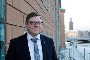 Per Lodenius (C), riksdagsman från Norrtälje kommun. Foto: Lilly Hallberg