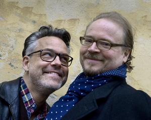 Henrik Schyffert och Fredrik Lindström gjorde 2014 hyllade föreställningen