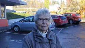 Vivanne Svensson, 82 år, pensionär, Timrå.