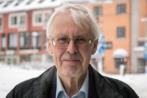 Bertil Wennberg, ordförande i Hyresgästföreningen