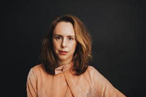 Helena Trus har skrivit om sin farmor. Bild: Kajsa Göransson