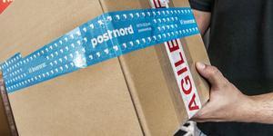 Korrekt adresserade paket som går i retur med