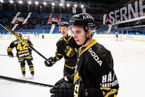 Isac Heens  trivs i AIK. Foto: Maxim Thoré/Bildbyrån