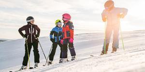 Tänndalen etta, Funäsdalen tvåa enligt besökare till skandinaviska fjälldestinationer. Foto: Privat