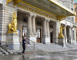 Dramaten som arbetsplats har granskats i medierna efter SVT:s dokumentär om Josefin Nilsson. Bild: TT