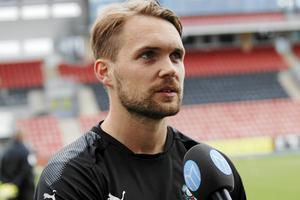 Oscar Jansson höll nollan mot formstarkt Göteborg.