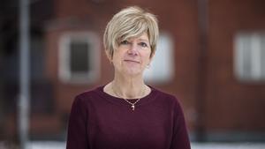 Carina Johansson, chef för omsorgsförvaltningen.