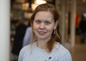 Alexandra Strand, 26, mammaledig, Söråker