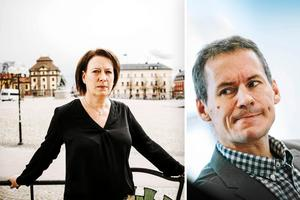 Susanne Norberg (S) förstår att Dan Nygren tackar för sig. Det gör ledarredaktionens Gabriel Ehrling också.