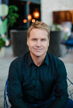 Patrik Gustafsson, teknisk företagssäljare på Sundsvall Energi.