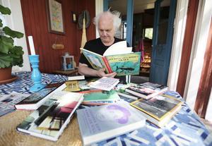 13 september kommer ännu en bok av Göran Greider, diktsamlingen