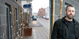Ki Sandholm, delägare restaurang Sooshi på Karlsdalsvägen.