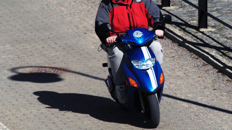 Mopedförare misstänks för drograttfylla