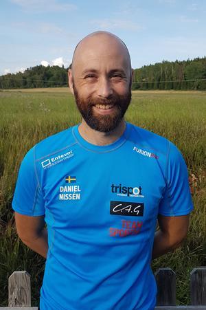 Daniel Nissén hoppas att fler ska hitta till sporten genom att testa ett kortare lopp som sprinten.