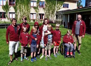 Falu Kristine gosskör har en fin gemenskap.