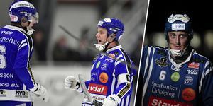 Martin Karlsson är den som tar över bindeln efter David Karlsson.