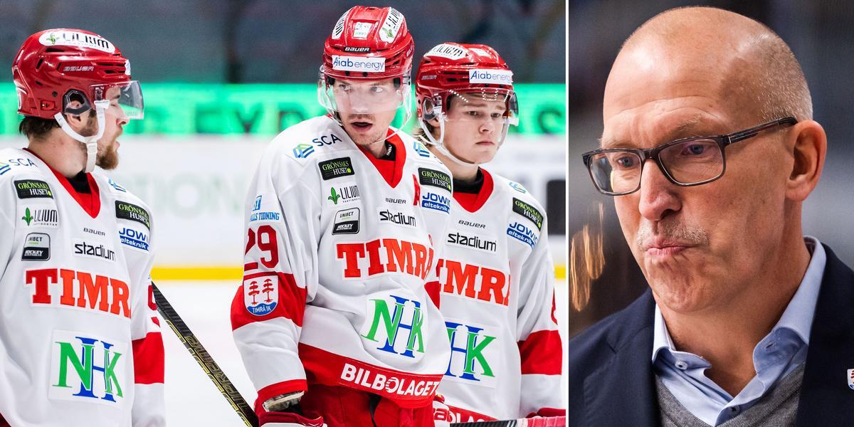 Kraftiga utspelet efter attacken mot Timrå IK: