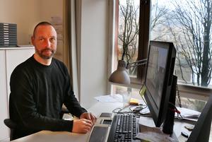 ÖSK:s säkerhetsansvarige Johan Skuthälla hoppas och tror på en riktigt trevlig tillställning.