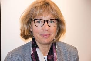 Lena Lovén-Rolén (S), kommunalråd, Skinnskatteberg.