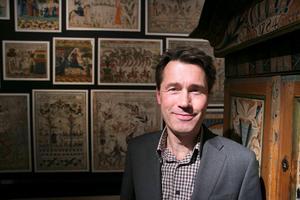 Christer Björklund är museichef på Dalarnas museum sedan 2016.