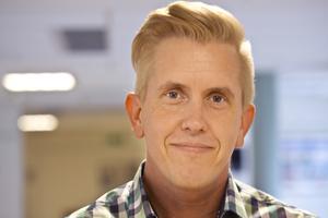 Kenneth Pettersson är vård- och omsorgschef i Kungsör.