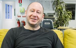 För Jon Persson handlar verksamheten om att erbjuda barn och unga en möjlighet att göra något tillsammans efter skolan.