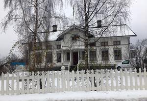 Under slutet av 1800-talet och en bra bit in på nästa sekel betraktades huset som det förnämsta i Malung.