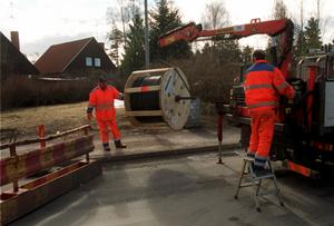 Bredbandsutbyggnaden fortsätter i Kramfors kommun.