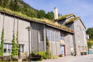 Fjällmuseet i Funäsdalen där också turistbyrån på orten finns.