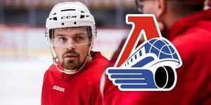 Anton Lander är klar för Lokomotiv Jaroslavl.
