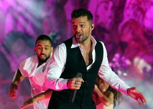 Ricky Martin. Foto: AP Photo/Ronald Zak