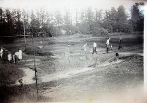 Ännu en bild ur Tjalle Forsbergs arkiv. Foto: Privat